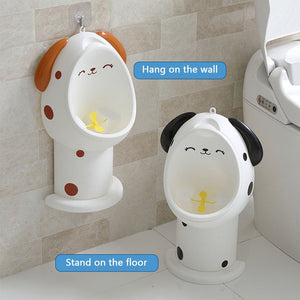 Baby Boy Potty Toilet Training Stand