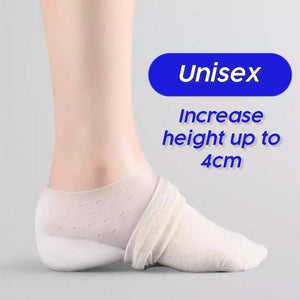 Invisible Unisex Comfortable Height Increase Socks