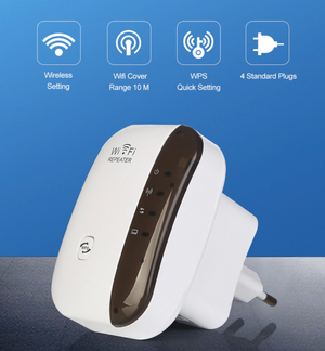 High Frequency Wi Fi Boosting Repeater