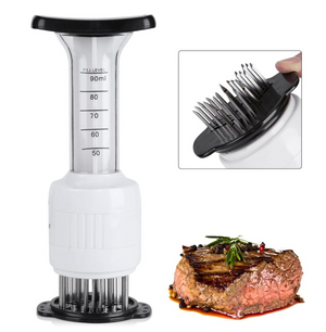 Meat Tenderizer and Flavor Marinade Injector