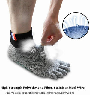 Indestructible Adventure Cut Proof Socks