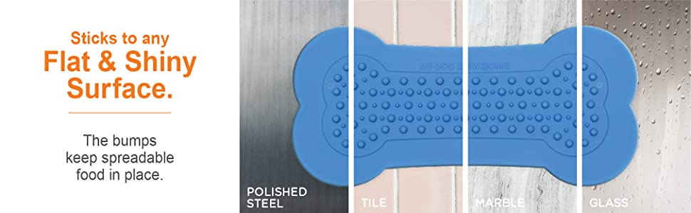 Pet Shower Treat Licking Pad