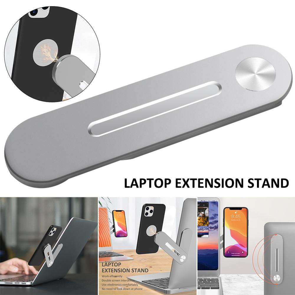 Laptop Side Mount Phone Holder