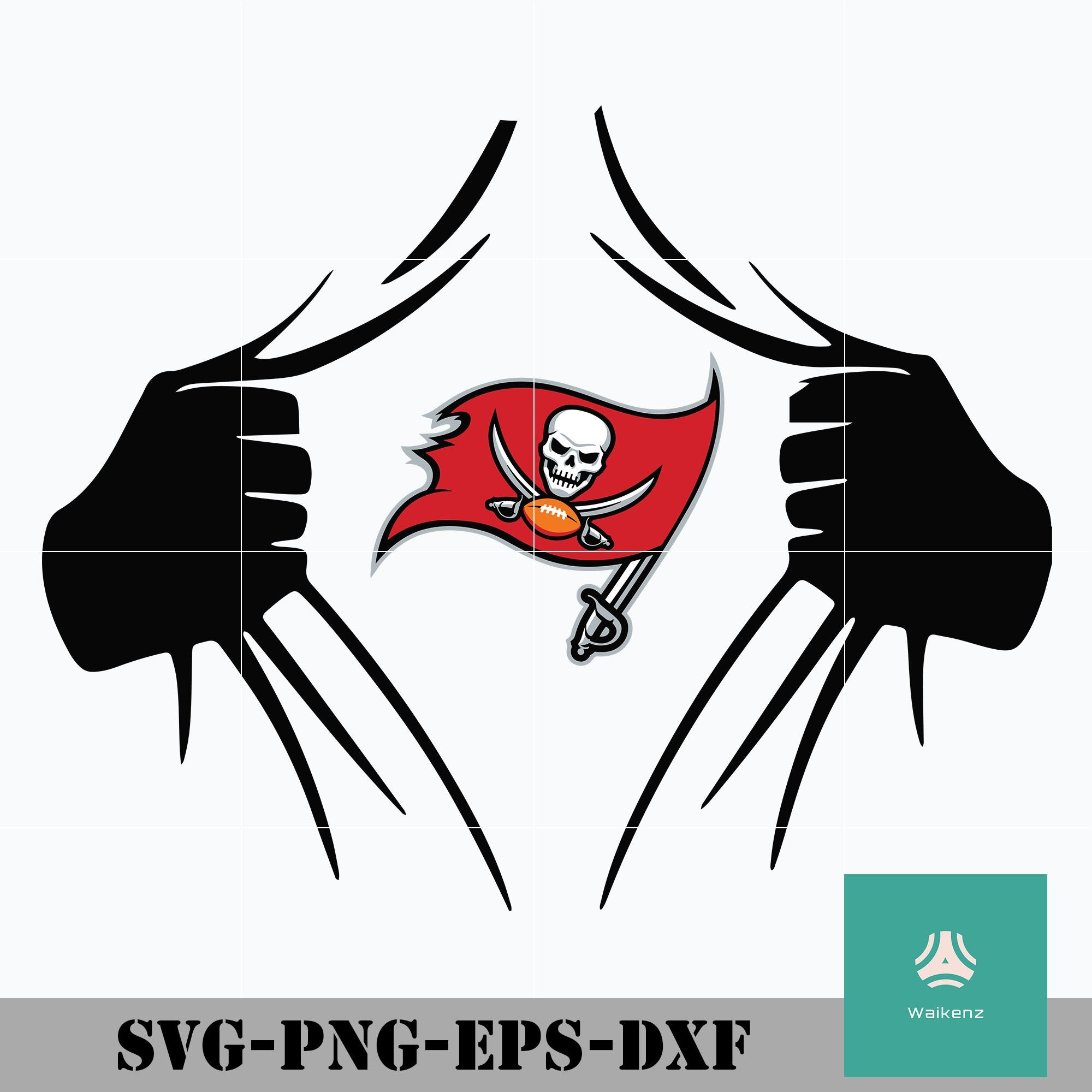 buccaneers superman logo svg tampa bay buccaneers svg buccaneers svg waikenz buccaneers superman logo svg tampa bay