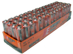 PACK OF 60 EXTRA HEAVY DUTY AA BATTERIES ( sold by the pack of 60 batteries )