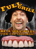 DA FULL GRILL BILLY PLAIN BOB TEETH ( sold by the piece )