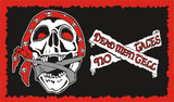 PIRATE DEADMEN TELL NO TALES 3' X 5' FLAG (Sold by the piece)