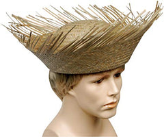 HAWAIIAN BEACH COMBER HATS (Sold by the dozen) -* CLOSEOUT ONLY $1 EA