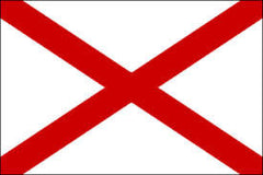ALABAMA 3' X 5' FLAG (Sold by the piece)