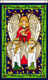 HEAVENLY ANGELS  3' X 5' FLAG (Sold by the piece)