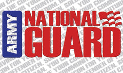 ARMY NATIONAL GUARD military 3' X 5' FLAG (Sold by the piece)