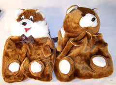 LARGE ANIMAL BACK PACKS (Sold by the dozen) CLOSEOUT NOW ONLY $ 3.50 EA
