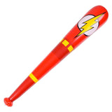 42 INCH INFLATABLE FLASH MAN BASEBALL BAT (sold by the piece or dozen )