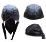REAL LEATHER BANDANA CAP / HAT (Sold by the piece)    -* CLOSEOUT $5 EA