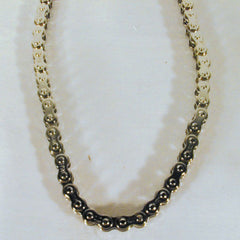 LADIES BIKE / MOTORCYCLE CHAIN NECKLACE (Sold by the PIECE OR dozen) *- CLOSEOUT NOW $ 1.50 EA