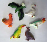 AMAZING ASSORTED GROWING BIRDS (Sold by the dozen) ** CLOSEOUT 25 CENTS EACH