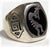 KOKOPELLI  FLUTE MAN BIKER RING (Sold by the piece)