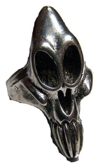 PUNISHER SKULL BIKER RING  (Sold by the piece)