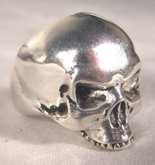 BIG SKULL DELUXE BIKER RING  (Sold by the piece) • CLOSEOUT $ 3.95 EACH