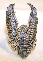 FLYING EAGLE BIKER RING (Sold by the piece)