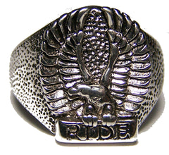 BIKER RING EAGLE  (Sold by the piece)