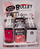BULLET IPHONE 6 GLASS / PHONE PROTECTION -* CLOSEOUT ONLY $1.00 EA