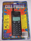 EXPLODING TRICK CELL PHONE (Sold by the dozen) CLOSEOUT NOW 50 CENTS EA