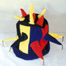 GRAB BAG ASSORTED CRAZY PLUSH CARNIVAL HATS (Sold by the piece or dozen) *- CLOSEOUT NOW $ 1.50 EA