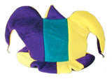 CRAZY PLUSH CARNIVAL HAT (Sold by the piece) -* CLOSEOUT $2.00 EA