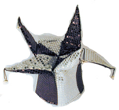 CRAZY SPARKLE PLUSH CARNIVAL HAT (Sold by the piece) -* CLOSEOUT $1.50 EA