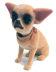 STAND UP BOBBING BOBBLE HEAD CHIHUAHUA (Sold by the piece or dozen)