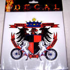 BIKER BROTHERS DECALS (Sold by the dozen) CLOSEOUT NOW ONLY 25 CENTS EA