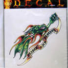 SEARCH & DESTROY DECALS (Sold by the dozen) CLOSEOUT NOW ONLY 25 CENTS EA