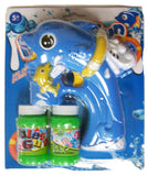 DOLPHIN BUBBLE GUN WITH SOUND (sold by the piece )