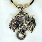 FLYING DRAGON ROPE 18 INCH NECKLACE (Sold by the piece or dozen) *- CLOSEOUT $ 1 EA