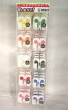 EARPHONES WITH MIRCOPHONE DISPLAY RACK 50 pieces ( sold by the display )