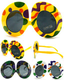 COLORED EGGS PARTY GLASSES (Sold by the piece or dozen ) *- CLOSEOUT $ 1 EA