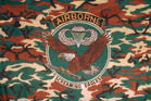 CAMOUFLAGE AIRBORNE 3' X 5' MILITARY FLAG (Sold by the piece)