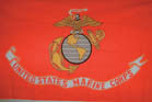 USMC US MARINES 3' X 5' FLAG (Sold by the piece)