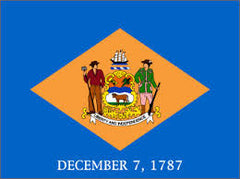 DELAWARE 3' X 5' FLAG (Sold by the piece)