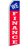 SUPER SWOOPER 15 FT WE FINANCE FLAG  (Sold by the piece)