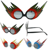 FLAMES PARTY GLASSES (Sold by the piece or dozen )