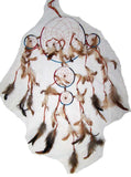 FOUR COLOR 28 INCH DREAMCATCHER ( sold by the piece or dozen )