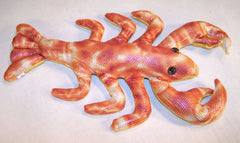 JUMBO METALLIC 12 INCH LOBSTER (Sold by the piece)-* CLOSEOUT NOW ONLY 1.50 EA