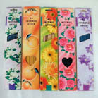 20 PC PACK OF INCENSE STICKS (Sold by the dozen PACKAGES ) -* CLOSEOUT NOW ONLY 10 CENTS PER PACKAGE !!!