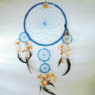 SOLID COLOR LARGE SUN CATCHER (Sold by the piece)