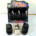 CELL PHONE DRINKING FLASK (Sold by the piece) - CLOSEOUT $ 5.00 EA