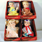PORCELAIN EXPRESSION FACE DOLLS (Sold by the piece) -* CLOSEOUT ONLY 1.50 EACH