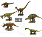 PEWTER DINOSAURS FIGURES (Sold by the dozen or piece) -* CLOSEOUT ONLY 1.00 EA