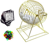 PROFESSIONAL BINGO GAME SET WITH PING PONG BALLS (Sold by the piece) CLOSEOUT $55